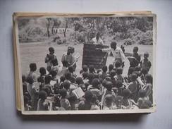 Africa A School Where ? - Postkaarten