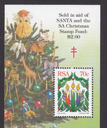 South Africa, Scott #953, Mint Hinged, Christmas, Issued 1996 - Unused Stamps