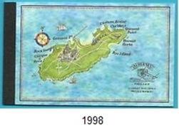 ALDERNEY ANNO  1998 - Alderney