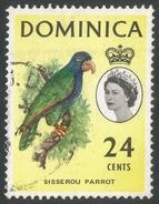 Dominica. 1963-65 QEII. 24c Used. SG 173 - Dominique (...-1978)
