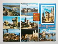 Postcard Avignon Multiview My Ref B21085 - Avignon