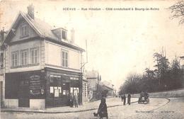 92 - Sceaux - Rue Houdan - Côté Conduisant à Bourg-la-Seine -( Société Générale ) - Sceaux