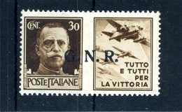 1944 RSI GNR PROP. DI GUERRA * 30 Bruno - 4. 1944-45 Repubblica Sociale