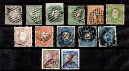 Portugal Belle Petite Collection D'anciens 1855/1910. Bonnes Valeurs. A Saisir!