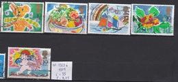N° 1367 à 1371 Série Complète Cote De 35 Euros - Usados