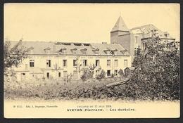 VIRTON (Pierrard) Cyclone De 1904 Les Dortoirs (Duparque) Luxembourg Belgique - Virton