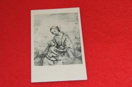 Brescia Pinacoteca Tosio Martinengo Ed. Bottega D' Arte - La Vergine Con Il Bambino - Brescia