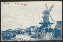 Env. De LA HAYE Moulin Usine Pays Bas - Den Haag ('s-Gravenhage)