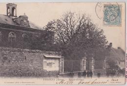 VERSIGNY (Aisne) - Mairie-Ecole 1904 - Otros Municipios
