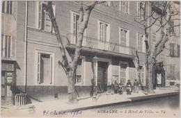 CPA - Aubagne (13) - L'Hotel De Ville - Aubagne