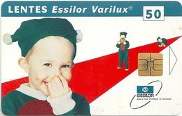Portugal - PT - Lentes Essilor - PT061 - 50 Units, 18.000ex, 08.1995, Used