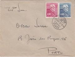 PORTUGAL COVER - PORTO - GOMES TEIXEIRA STAMPS - Cartoline Maximum