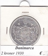 DANIMARCA   2  KRONER  1930  COME DA FOTO - Danimarca