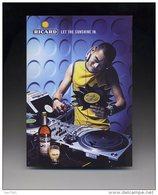1 Carte Pub Ricard (Belgique) Alcool - Reclame