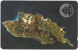 Isle Of Man - View Of IOM -  Specimen/Proof (no Serial, No Hologram!)