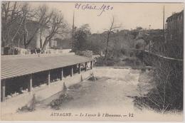CPA - Aubagne (13) - Le Lavoir Et L'Huveaune - Aubagne