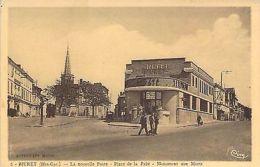 MURET - Nouvelle Poste - Place De La Paix - Monument Aux Morts - France