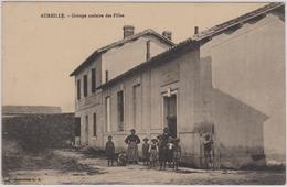CPA - Aureille (13) - Groupe Scolaire Des Filles - Autres Communes