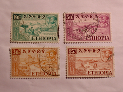 ETHIOPIE  1952  LOT# 5 - Ethiopie