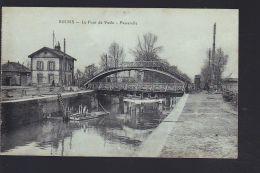 REIMS CANAL PASSERELLE - Non Classificati