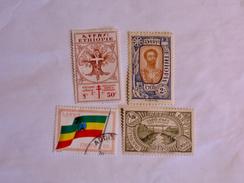 ETHIOPIE  19XX  LOT# 6 - Ethiopie