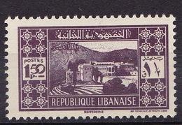 GRAND LIBAN   N° 165 NEUF** LUXE SANS CHARNIERE / MNH - Great Lebanon (1924-1945)
