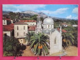 Montenegro - Herceg Novi - Sv. Archangiel - Joli Timbre Yougoslavie 1970 - Scans Recto-verso