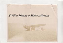 AVION FARMAN LORRAINE F AMTZ - AVIATION - PHOTO MILITAIRE 12 X 9 CM - Guerre, Militaire