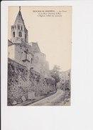 07 Bourg St Saint Andeol La Tour Et La Rue Jeanne D' Arc L' église - France