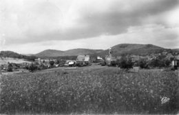 CPSM Dentelée - WINGEN-sur-MODER (67) - Aspect Du Bourg En 1954 - France