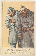 CARTOLINA POSTALE NON VIAGGIATA SOTTOSCRIVETE PRESTITO NAZIONALE 5% (CM276 - Other Illustrators