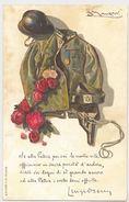 CARTOLINA POSTALE NON VIAGGIATA PRESTITO NAZIONALE 5% PRIMI 900 CREDITO IT. (CM278 - Altre Illustrazioni