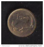 MALTA - ONE CENT 1995 - UNC - Malta