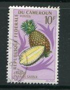 CAMEROUN- Y&T N°448- Oblitéré (fruit) - Obst & Früchte
