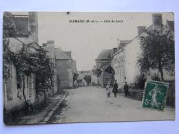 CPA (49) Maine Et Loire - SERMAISE - Côté De Jarzé - Other Municipalities