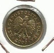 Polonia_2001_1 Grosz - Polonia