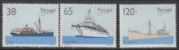1992 - MADEIRA - NAVI / SHIPS - LOTTO / LOT. MNH - Emissioni Locali