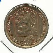 Checoslovaquia_1974_20 Heleru - Tschechoslowakei