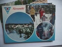Finland Suomi Vierumäki Ski - Finland