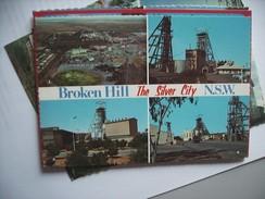 Australië Australia NSW Broken Hill Silver City - Broken Hill