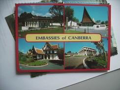 Australië Australia Capital Territory Canberra Embassies - Australië