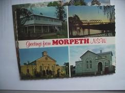 Australië Australia NSW Morpeth - Andere