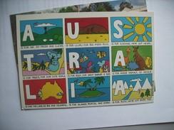 Australië Australia Nice With Humor - Australië