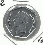 Venezuela_2002_20 Bolívatres - Venezuela