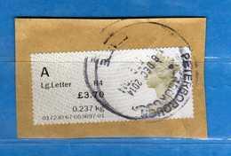Gran Bretagna ° - Post And Go LABEL - Gran Bretagna