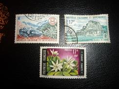 FRANCE COLONIE  Nouvelle-Caledonie+ Polynesie - France (ex-colonies & Protectorats)