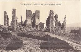 TOURVES -CHATEAU DE VALBELLE (COTE OUEST -LA COLONNADE)  Lot De 2 Cartes - France
