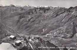Switzerland Grand St Bernard La Chenalette Photo - VS Valais