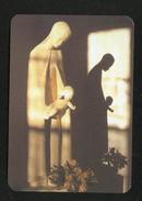 CALENDRIER DE POCHE 2007  - PETITES SOEURS DES PAUVRES - LA VIERGE A L'ENFANT - Format  : 7 X 10 Cm - Small : 2001-...