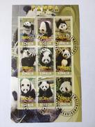 Panda, Republique Of Somalia Mogadishu 2010, Cinderella (o), Used - Bears